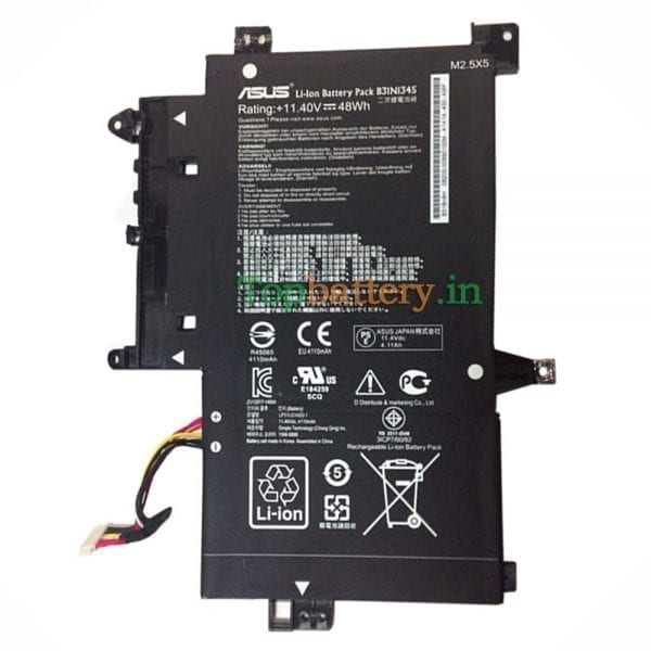 Original new laptop battery for ASUS Transformer Book Flip TP500LB