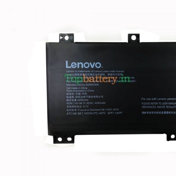 Original new laptop battery for LENOVO Ideapad 100s-14IBR