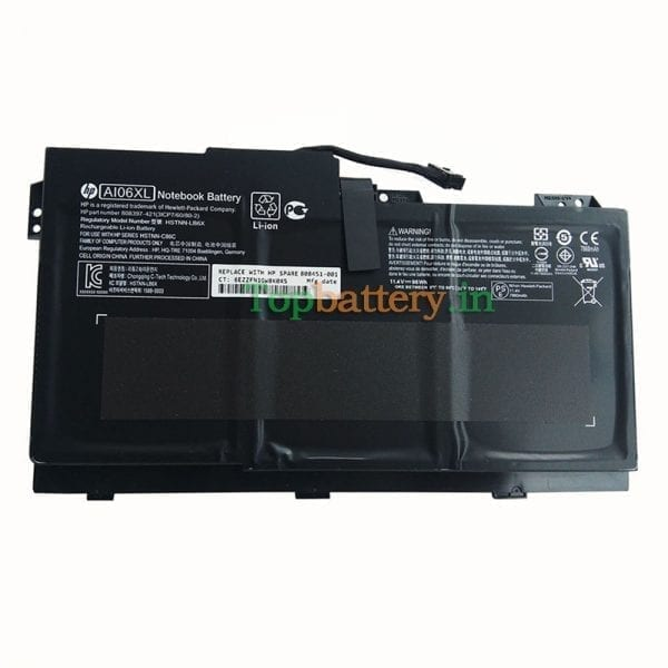 Original new laptop battery for HP Zbook 17 G3
