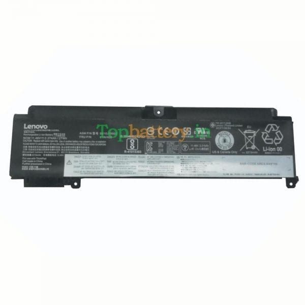 Original new laptop battery for LENOVO ThinkPad T460S