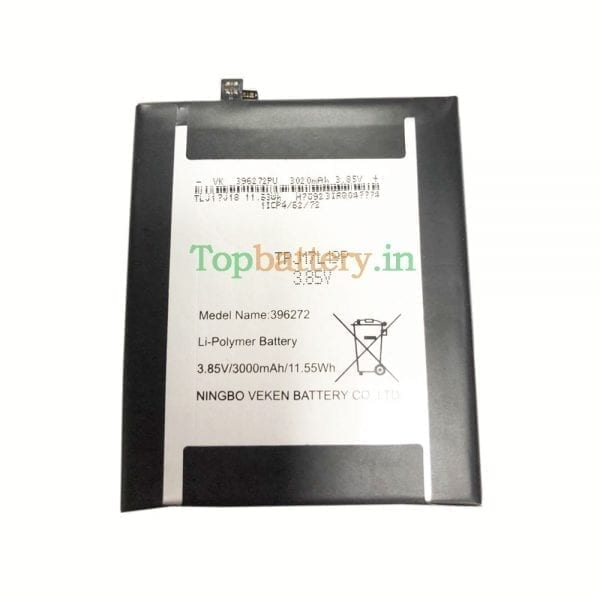 Original new battery 396272 for Wiko Upulse