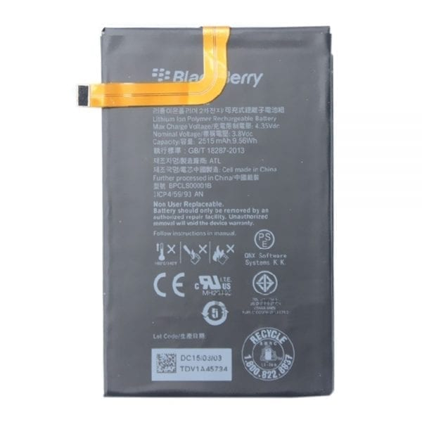 Original new battery BPCLS00001B for Blackberry Q20