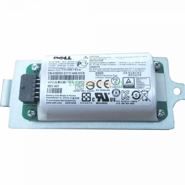 Original new battery for DELL MD3820F