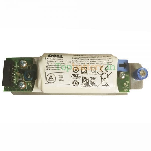 Original new battery for DELL MD3200/3220/3200I