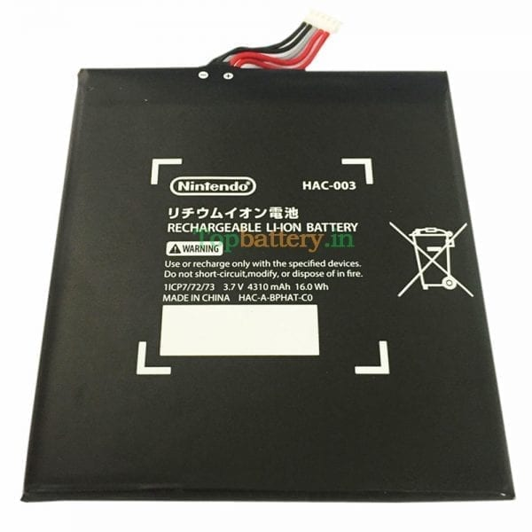 Original new battery for Nintendo Switch HAC-003