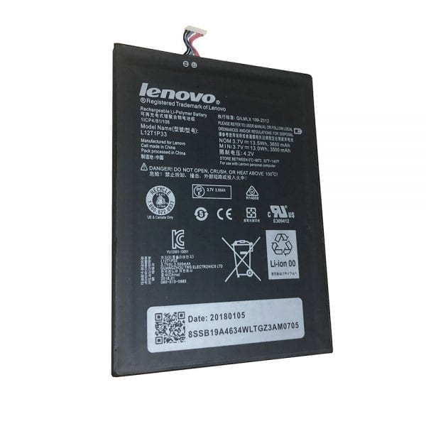 Original new tablet battery for LENOVO A1000 A1010-T A3000-H A3300 A5000